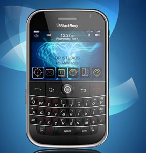 RIM Blackberry PSD Source PSD, Phone, Objects, Mobile, Layered PSDs, Blackberry,