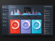 Bold Color Flat Web UI Elements Kit weather widget, Video Player, ui set, ui kit, UI elements, UI, Profile, Music Player, Music, metro, free download, Free, flat ui kit, Flat, downloader, day calendar, Colorful,