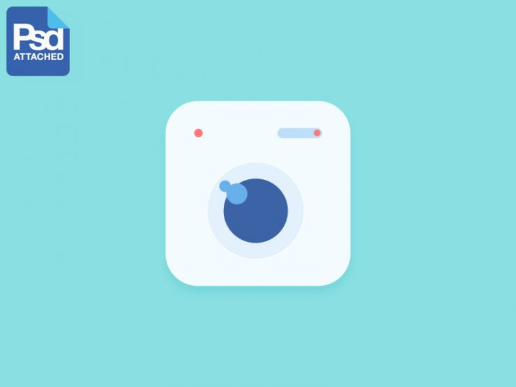 Camera App Flat Icon PSD Web Resources, Web Elements, unique, Stylish, Simple, Resources, Quality, PSD Icons, PSD, original, new, Modern, mobile icon, Mobile Application, Icons, Icon PSD, Icon, Fresh, Freebie, Free PSD, Free Icons, Free Icon, Free, flat psd, flat icon, Flat Design, Flat, Elements, Download, detailed, Design, Creative, click, Clean, capture, Camera, Blue, App Icon,