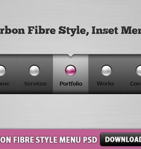 Carbon Fibre Style Menu Free PSD www Web Resources Web Navigation Web Elements Web Resources Psd Templates PSD Sources psd resources PSD images psd free download psd free PSD file psd download PSD Objects Navigation Bar Navigation Nagvigation Menu Menu Bar Menu Layered PSDs Free PSD Fibre download psd download free psd Carbon