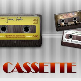 PSD Audio Cassette