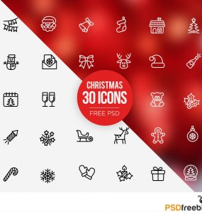 30 Christmas icons set Free PSD Year Xmas wreath Web Resources Web Elements unique Symbol Stylish socks sock Snowman Snow sleigh scarf Santa sack Resources Quality Psd Templates PSD Sources psd resources PSD images PSD Icons psd free download psd free PSD file psd download PSD Present Photoshop pack original new nativity Modern mittens mistletoe merry line icon Layered PSDs Layered PSD knot Icons Set Icons Icon PSD Icon Holidays Holiday Happy greeting Graphics glove Gift Fresh freepsd Freebies Freebie Free Resources Free PSD Free Icons Free Icon free download Free Elements download psd download free psd Download detailed Design deer Decoration Creative Clean Christmas Celebration Candy candle bell Adobe Photoshop