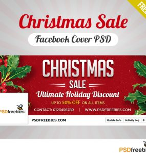 Christmas Sale Facebook Cover PSD Freebie Year, Xmas, winter sale, Winter, Vector, unique, Template, Stylish, Social Media, Social, Shopping, Shop, season, Sale, Resources, Red, Quality, psdfreebies, Psd Templates, PSD Sources, psd resources, PSD images, psd graphics, psd free download, psd free, PSD file, psd download, PSD, Promotion, Premium, Poster, Photoshop, Party, pack, original, offer, new, Modern, merry, Layered PSDs, Layered PSD, invitation, Holidays, Holiday, Happy, greeting, Graphics, Fresh, Freebies, Free Resources, Free PSD, free download, free cover, Free, Frame, Flyer, festive, fb cover, FB, Facebook Timeline, facebook cover pic, Facebook, Exclusive, download psd, download free psd, Download, Discount, detailed, Design, Decoration, decor, Creative, Clean, Christmas, Celebration, Card, Border, Banners, Banner, Background, Advertising, Adobe Photoshop,