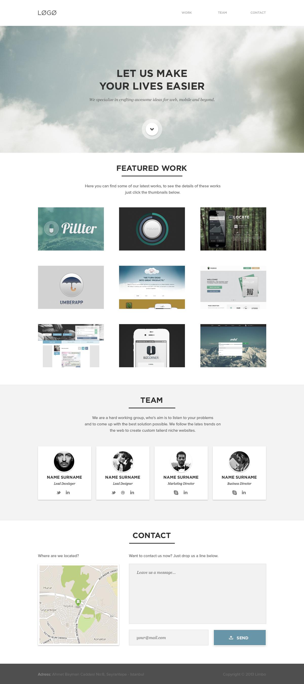 Großartig Web Entwickler Portfolio Vorlage Bilder - Beispiel ...