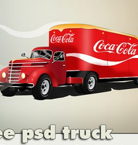 Coca Cola Truck Free PSD Wheel, Vehicle, Truck, Transport, Psd Templates, PSD Sources, psd resources, PSD images, psd free download, psd free, PSD file, psd download, PSD, Objects, Layered PSDs, Icon PSD, Icon, Free PSD, Free Icons, Free Icon, download psd, download free psd, Coke, Coca Cola,