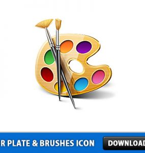 Color Plate and Brushes Icon PSD Tool, Psd Templates, PSD Sources, psd resources, PSD images, psd free download, psd free, PSD file, psd download, PSD, Painting Tool, Painting, Paint Brush, Paint, Objects, Layered PSDs, Icon PSD, Icon, Free PSD, Free Icons, Free Icon, download psd, download free psd, Colour, Colorful, Color Plate, Color, Brush,