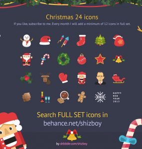 Colorful Christmas Free Flat Icons Set PSD Xmas Web Resources Web Elements Vector Snow Shapes scalable Santa Resources PSD Icons New Year Icons Set Icons Icon PSD Icon Holidays Happy Freebie Free PSD Free Icons Free Icon Flat Elements colorul Clean Christmas