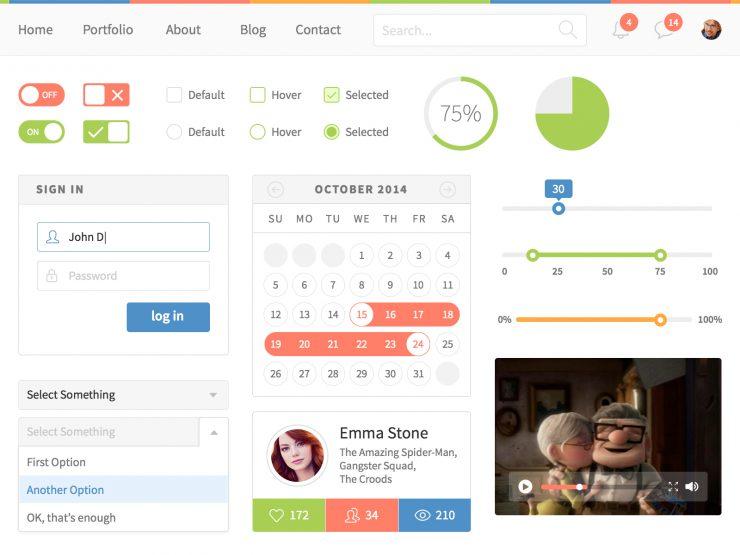 Colorful Minimal UI Kit PSD widget, Web Resources, Web Elements, Web Design Elements, Web, Video, User Login, User Interface, User, ui set, ui kit, UI elements, UI, toggle, Switches, Slider, Search, Resources, Preloader, Player, Notification, Navigation, Navi, Minimal, Menu, Login, Loader, Interface, GUI Set, GUI kit, GUI, Graphical User Interface, flat style, Flat, Elements, dropdown, Design Resources, Design Elements, Colorful, Calendar, Buttons,