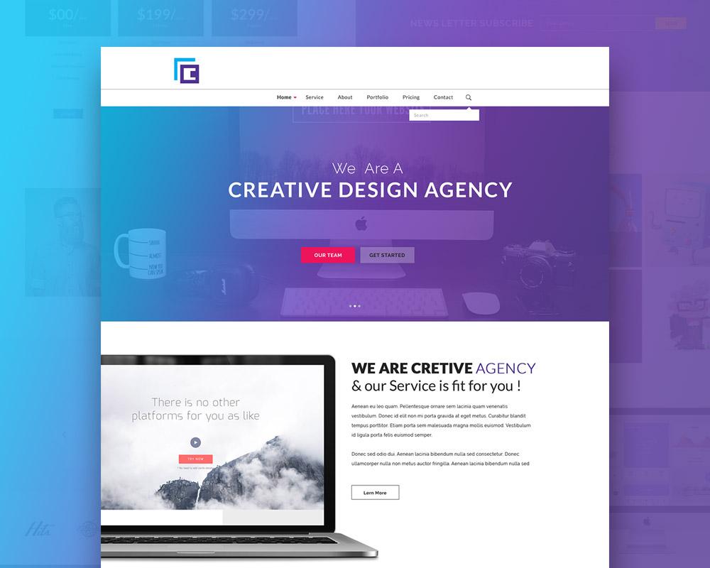 creative web design templates | datariouruguay