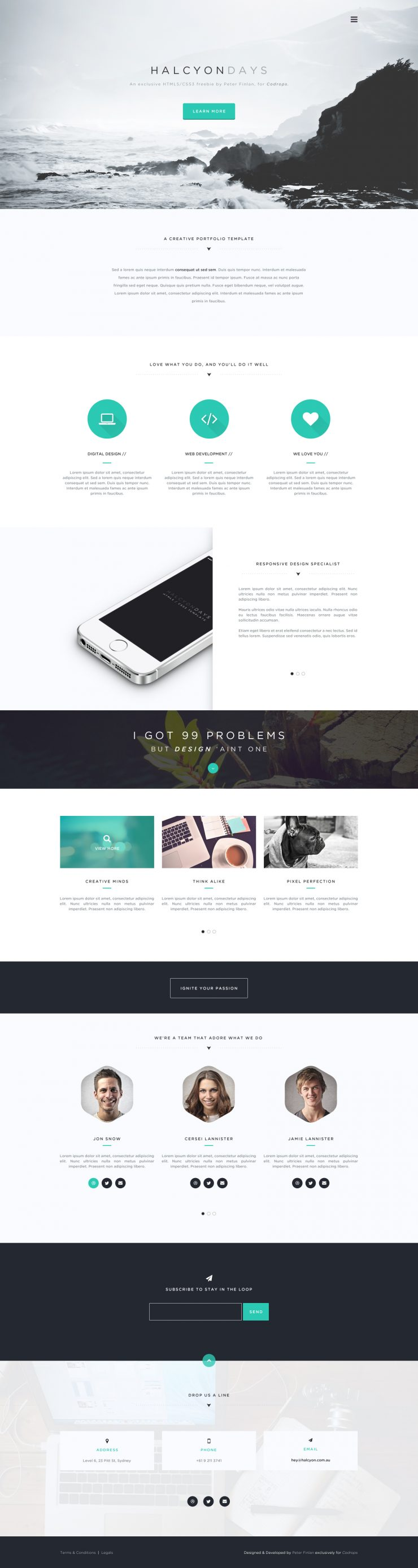 Creative Portfolio Template Free PSD www, White, Website Template, Website Layout, Website, webpage, Web Template, Web Resources, web page, Web Layout, Web Interface, Web Elements, Web Design, Web, User Interface, unique, UI, Template, Stylish, Simple, Resources, Quality, Psd Templates, Portfolio, pack, original, new, Modern, Fresh, Elements, detailed, Design, Creative, Corporate, company, Clean,