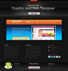 Creative Portfolio Website PSD Template www Website Template Website Template PSD Theme Psd Templates PSD template PSD Sources psd resources PSD images psd free download psd free PSD file psd download PSD Portofolio Layered PSDs Free PSD download psd download free psd Dark Theme Dark Creative
