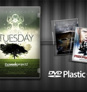 DVD Plastic Case PSD file PSD, Layered PSDs, DVD Case, DVD,