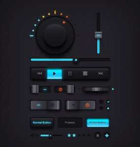 Dark Music UI Elements PSD Web Resources Web Elements Web Design Elements Web volume slider volume knob Volume User Interface unique ui set ui kit UI elements UI Switches Stylish Sliders Slider Resources Rating Star Rating Quality PSD files PSD file PSD Photoshop pack original nobe new Music UI Elements Music Player music controls Music Modern Layered PSD Interface hi-res HD GUI Set GUI kit GUI Graphics Graphical User Interface Fresh Freebies Free Resources Free PSD Free equalizer Elements download free psd detailed Design Resources Design Elements Design Dark Creative Controls controllers controller Control Clean Check Box buttons set Buttons Button Adobe Photoshop