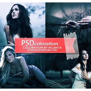 Dark Picture Free PSD Tone