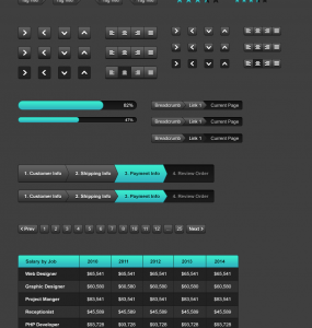 Dark Web UI Kit Free PSD Web Resources, Web Elements, Web Design Elements, Web, User Interface, ui set, ui kit, UI elements, UI, tooltips, toggle, Tags, Table, Switches, Star, Sliders, Slider, Resources, Rating, Radio Buttons, Progress Bar, progress, Pop Up, pagination, Navigation, Loader, Interface, GUI Set, GUI kit, GUI, grey, Graphical User Interface, Elements, Design Resources, Design Elements, Dark, Checkboxes, Buttons, Breadcrumb, Black,