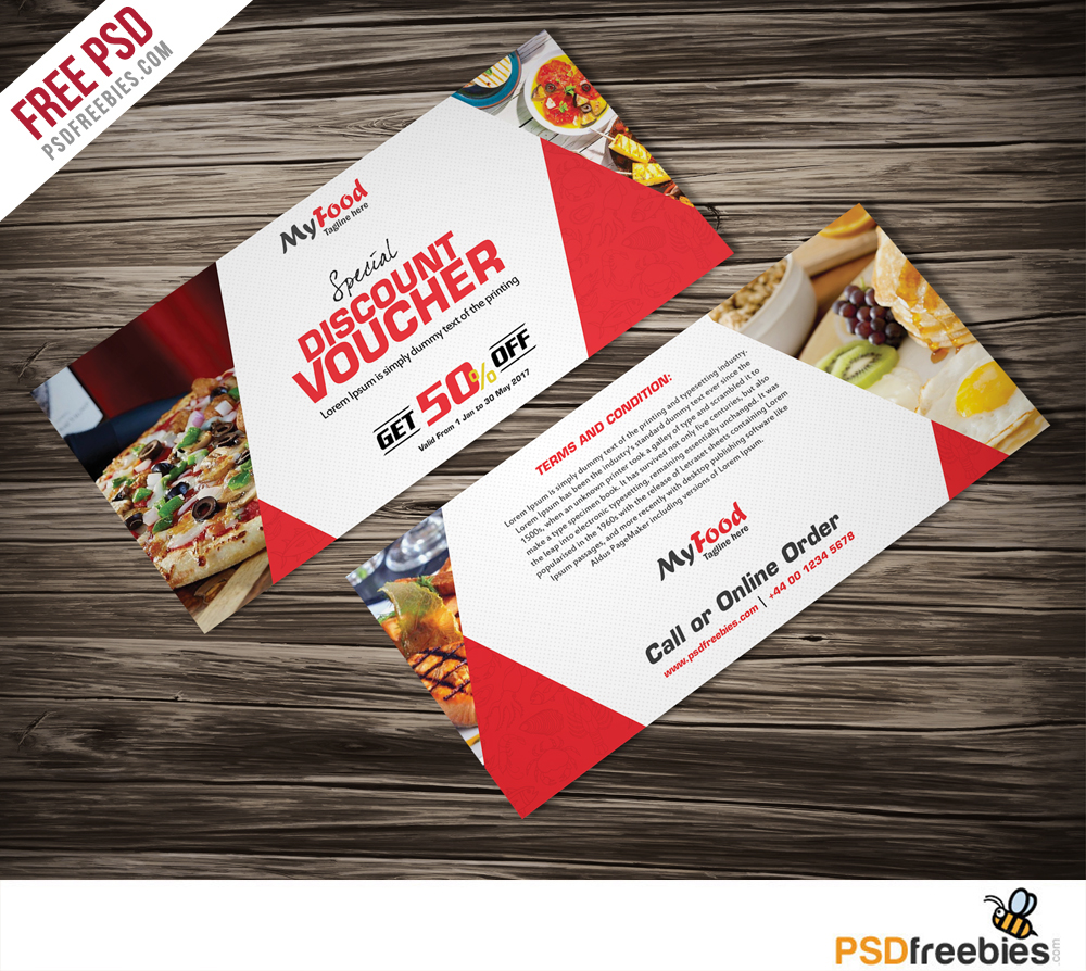 Discount voucher free psd template download download psd discount voucher free psd template yoga voucher wine voucher wellness voucher voucher template yelopaper Gallery