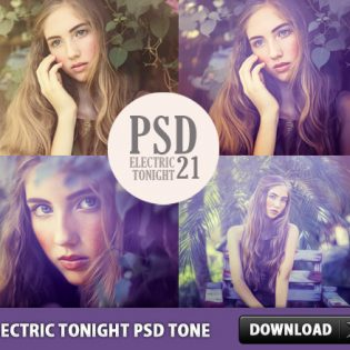 Electric Tonight PSD Tone