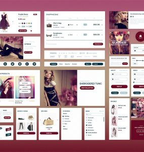 Elegant Fashion eCommerce UI Kit Free PSD widgets Web Resources Web Elements Web Design Elements Web User Login User Interface unique ui set ui kit UI elements UI summer collection Stylish Sign Up Sign In Shopping Cart shopping card Shopping Bag Shopping Shop Sell Search Sale Resources Red Quality Psd Templates PSD Sources psd resources psd kit PSD images psd free download psd free PSD file psd download PSD products product detail Pink Photoshop pack original online store online shopping new Modern Login Layered PSDs Layered PSD Items Interface GUI Set GUI kit GUI Graphics Graphical User Interface Fresh Freebies Freebie free ui psd Free Resources Free PSD free download Free Form fashion brand Elements eCommerce download psd download free psd Download Discount detailed Design Resources Design Elements Design Creative collection Clean category Cart Card Buy Brand Adobe Photoshop