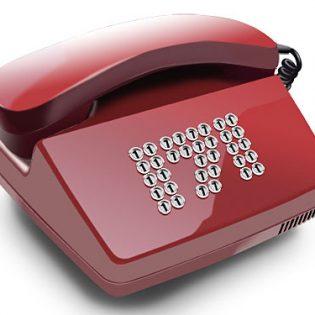 Emergency Phone PSD