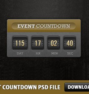 Event Countdown Free PSD file Stop Watch, Scoreboard, Psd Templates, PSD Sources, psd resources, PSD images, psd free download, psd free, PSD file, psd download, PSD, Numerics, Numbers, Layered PSDs, Free PSD, Event, download psd, download free psd, Countdown, Count,