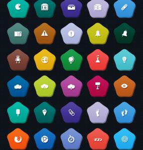 Flat Colorful Pentagon Icons Set PSD Web Resources, Web Elements, unique, UI elements, UI, Stylish, Shape, set, Resources, Quality, PSD Icons, pictograph, pictogram, picto, Pentagon, pack, original, new, Modern, Icons, Icon PSD, Icon, Fresh, Free Icons, Free Icon, free download, Free, flat style, flat psd, flat icons set, flat icons, Flat Design, Flat, falt icon, Elements, detailed, Design, Creative, Colorful, Clean,