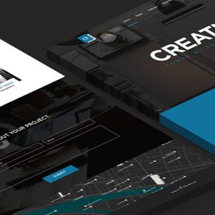 High Quality 50+ Free Corporate And Business Web Templates PSD