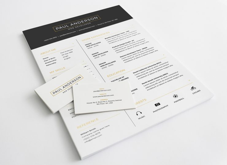 Free Resume with Business Card Template PSD Work, White, web designer, Visiting Card, unique, Template, Stylish, Sleek, skill, Simple, Resume, Resources, Quality, psdfreebies, psdfreebie, Psd Templates, PSD Sources, PSD Set, psd resources, psd kit, PSD images, psd freebie, psd free download, psd free, PSD file, psd download, PSD, Profile, Professional, profession, pro, Print, Premium, Portfolio, Photoshop, pack, original, official, Office, new, Modern, minimalistic, Minimal, letter, Layered PSDs, Layered PSD, Job, interview, Info, Identity, id card, ID, Graphics, Graphic, Fresh, freemium, Freebies, Freebie, Free Resources, Free PSD, free download, Free, experience, download psd, download free psd, Download, detailed, designer, Design, CV, Customizable, Curriculum Vitae, Creative, cover letter, Corporate, Clean, card template, Card, Business Card, Business, biography, biodata, bio-data, bio, Application, Adobe Photoshop,