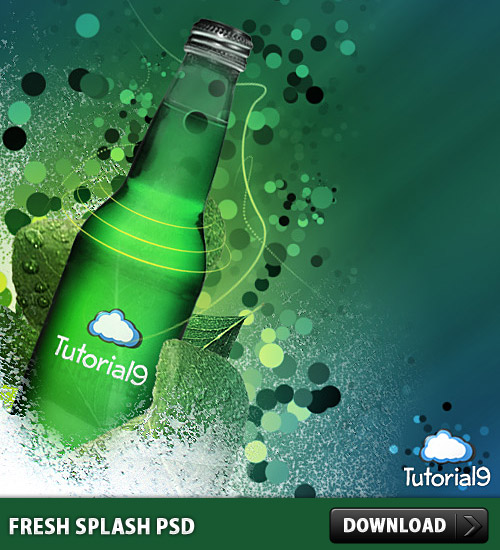 Fresh Splash Free PSD Water, Splash, Psd Templates, PSD Sources, psd resources, PSD images, psd free download, psd free, PSD file, psd download, PSD, Product, Photo Manipulation, Nature, Layered PSDs, Green, Graphics, Fresh, Free PSD, Drink, download psd, download free psd, Circle, Bottle, Banner Design, Banner,