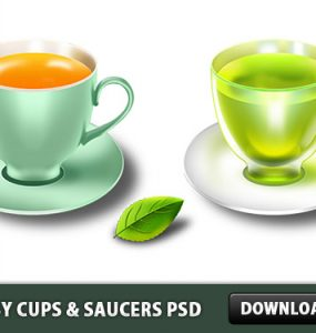Glossy Cups & Saucers PSD Tea Cup, Tea, Saucers, Psd Templates, PSD Sources, psd resources, PSD images, psd free download, psd free, PSD file, psd download, PSD, Objects, Mint, Layered PSDs, Icon PSD, Icon, Glossy, Free PSD, Free Icons, Free Icon, download psd, download free psd, Cup, Coffee Cup, Coffee,