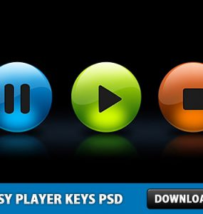 Glossy Player Keys PSD Web 2.0, Psd Templates, PSD Sources, psd resources, PSD images, psd free download, psd free, PSD file, psd download, PSD, Player, Orb, Music Player, Layered PSDs, Icons, Icon PSD, Icon, Glossy, Glassy, Free PSD, Free Icons, Free Icon, download psd, download free psd, Controls, Control, Candy,