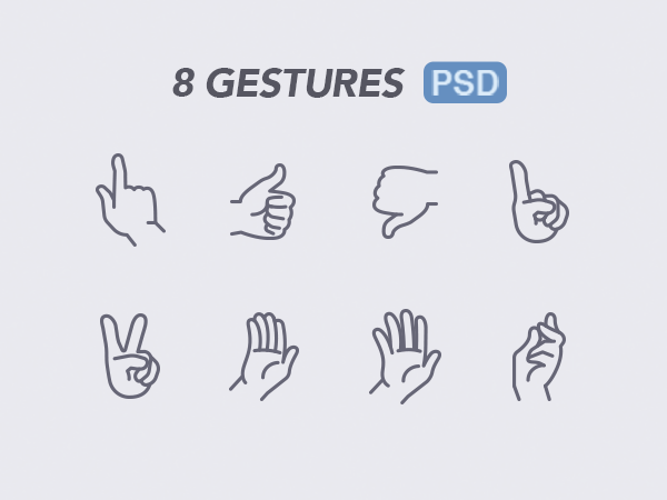 Hand Gestures Free PSD Icons Web Resources, Web Elements, Wave, victory, thumbsup, thumbdown, thumb, Symbol, Simple, Sign, Resources, PSD Set, PSD Icons, PSD, palm, one, no1, line, like, Icons Set, Icons, Icon PSD, Icon, hand, geastures, Freebie, Free PSD, Free Icons, Free Icon, Free, Elements, Download, dislike,