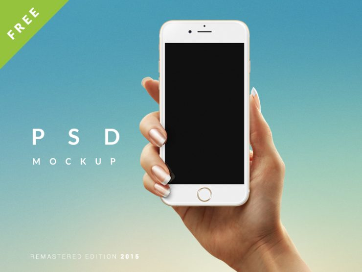 Hand Holding iPhone 6 Mockup PSD Freebie White iPhone, White, unique, Stylish, smartobjects, smartobject, smart objects, Showcase, Quality, Psd Templates, PSD Sources, psd resources, PSD images, psd free download, psd free, PSD file, psd download, PSD, Premium, Phone, pack, original, new, Modern, Mockup, mock-up, Mock, Mobile, layred, iPhone 6, Iphone, holding, hand, front view, front, Fresh, freemium, Freebie, Free PSD, Free, female, download psd, download free psd, Download, Device, detailed, Design, Creative, Clean, Bundle, Apple,