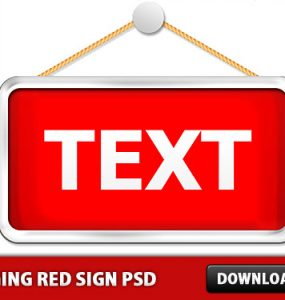 Hanging Red sign Template PSD Sign, Psd Templates, PSD Sources, psd resources, PSD images, psd free download, psd free, PSD file, psd download, PSD, Objects, Layered PSDs, Icon PSD, Icon, Hanging, Free PSD, Free Icons, Free Icon, download psd, download free psd, Customizable, Customised, Board,