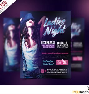 Ladies Night Party Flyer Free PSD Template Woman, weekend party, weekend, vip party flyer, vip party, vip, unique, trendy, Template, summer party flyer, summer party, summer night, summer flyer, summer cocktail, Stylish, Style, Spring Party, spring flyer, Spring, Shiny, shinny, shinning, Resources, Quality, purple flyer, purple, psdfreebies, Psd Templates, PSD Sources, psd resources, PSD images, psd free download, psd free, PSD file, psd download, PSD, Promotion, Print, premium party flyer, Premium, poster bundle, Poster, Photoshop, Pattern, party invitation PSD, party flyer template, party flyer psd, party flyer free psd, party flyer, party event flyer, Party, pack, original, offline, nye flyer, nye, nightclub, night club flyer, Night Club, Night, New Year's Eve, new year party invitation, new year party, new year flyer bundle, new year flyer, new year eve, new year celebration, New Year, new eve's, new, Modern Style, Modern, luxury flyer, Luxury, luxurious, luminous, Lighting, Light, Layered PSDs, Layered PSD, ladies night party, ladies night flyer, ladies night, ladies, invitation, horn, hi-res, HD, Happy New Year, Happy, Graphics, Graphic, grand, gorgeous, Golden, Gold, Glow, glitter, glamour, glamorous, glam, Girls Party, girls night out, girls, Girl, Fresh, freemium, Freebies, Free Resources, Free PSD Template, free psd flyer, Free PSD, free party flayer, free flyer psd, free download, Free, flyer template psd, flyer template, flyer psd, flyer free psd, flyer bundle, Flyer, flayer, Fashion, Exclusive, event poster, event flyer, Event, elegant flyer, elegant, Drink, download psd, download free psd, Download, DJ, Disco, detailed, Design, Dark, dance flyer, Dance, Creative, concert, colourful, cocktail, Club, Clean, Classy, Christmas, champagne party, champagne, celeration flyer, Celebration, celebrate, Bundle, Black, Birthday, bash, Bar, Banner, anniversary party, anniversary, Adobe Photoshop, A4 poster, a4 flyer, a4, 4x6 Flyer, 2016 NYE, 2016 new year,