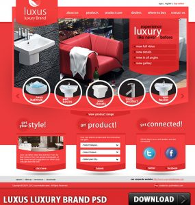 Luxus Luxury Brand Free PSD Template www Website Template Website Web Templates Web Resources Web Layout Web Design Web Templates Sanitary Psd Templates PSD Sources psd resources PSD images psd free download psd free PSD file psd download PSD Professional Website Professional Web Template Modern Web Design Luxury Brand Luxury Layout Kitchen Free PSD download psd download free psd Bathroom