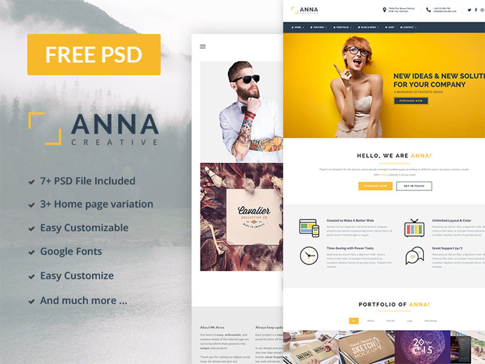 Multipurpose business website template free psd theme download psd multipurpose business website template free psd theme wajeb Images