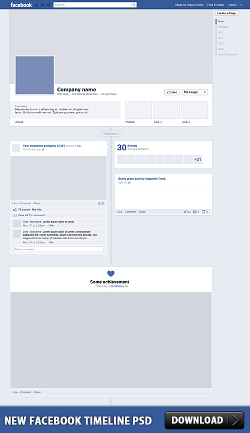 New Facebook Timeline PSD www, Web Template, Web Resources, Web, User Interface, Timeline, Templates, Template, Social Media, Resources, Psd Templates, PSD Sources, psd resources, PSD images, psd free download, psd free, PSD file, psd download, PSD, Layered PSDs, Interface, GUI, Graphical User Interface, Free PSD, FB, Facebook Timeline, Facebook Template, Facebook Page, Facebook GUI, Facebook, Facbook UI, download psd, download free psd, Design Template, Design Resources,