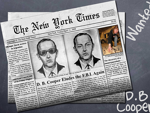 Newspaper Source file PSD Paper Objects Newspaper Layered PSDs