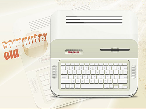 Old Computer PSD Free Retro Psd Templates PSD Sources psd resources PSD images psd free download psd free PSD file psd download PSD Old Style Old Objects Layered PSDs Keyboard Icon PSD Icon Free PSD Free Icons Free Icon Electronics download psd download free psd Computer