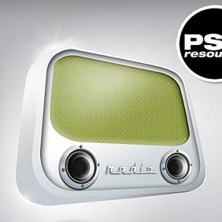 Old Style Radio PSD