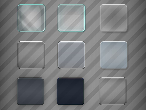 Glass Effect in PSD PSD, Layer Style, Glass, Effects, Effect,