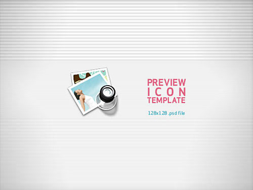 Preview Icon PSD Web Resources, Web 2.0, PSD, Objects, Layered PSDs, Icons, Glossy,