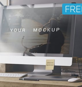 Realistic iMac Mockup Template Free PSD workstation, Work, Web, unique, Template, Stylish, Showcase, Resources, Realistic, real, Quality, Psd Templates, PSD Sources, psd resources, PSD images, psd free download, psd free, PSD file, psd download, PSD, Photoshop, pack, original, new, Monitor, Modern, Mockup, mock-up, Mock, Layered PSDs, Layered PSD, Image, iMac, Graphics, Glossy, Glassy, Fresh, Freebies, Freebie, Free Resources, Free PSD, free download, Free, download psd, download free psd, Download, detailed, Desktop, Design, Creative, Computer, Clean, Apple, Adobe Photoshop,