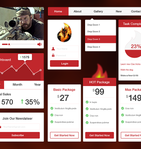Red Hot Fire UI Kit PSD Freebie widget Web Resources Web Elements Web Design Elements Web Video Player User Interface unique ui set ui kit UI elements UI Stylish Resources Red Quality PSD Professional Pricing Table pack original Newsletter new Navigation Modern Interface Hot GUI Set GUI kit GUI graphs Graphical User Interface Fresh Freebie Free PSD Free Fire Elements dropdown Download detailed Design Resources Design Elements Design Creative Clean