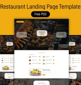 Restaurant Landing Page Template Free PSD yellow www wptheme Wordpress woocommerce White Website Template Website Layout Website webpage Web Template Web Resources web page Web Layout Web Interface Web Elements Web Design Web UX User Interface unique UI Theme Testimonial Template team take away Stylish Single Page Simple Shopping Shop Search restaurant website template restaurant website psd template restaurant website restaurant web template restaurant template Restaurant Resources recipe Quality Psd Templates PSD Sources PSD Set psd resources PSD images psd free download psd free PSD file psd elements psd download PSD Progress Bar Pricing Table Premium Popup Photoshop pack original Online onepage Newsletter Popup Newsletter new Modern Menu Layered PSDs Layered PSD index home page home delivery Graphics full website Fresh freemium Freebies Freebie Free Resources Free PSD free download Free food menu food blog Food Flat Design Flat Elements eCommerce eat e-commerce download psd download free psd Download detailed Design Creative Contact Us Contact Commercial Coming Soon Clean Cart Cafe Business blog template blog page Blog Detail Blog awesome Adobe Photoshop