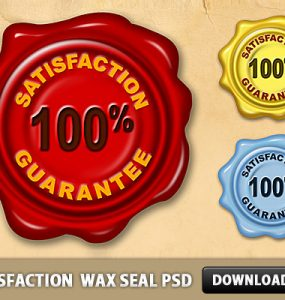 Satisfaction Guarantee Wax Seal PSD Wax, Stamp, Seal, Satisfaction, Resources, Psd Templates, PSD Sources, psd resources, PSD images, psd free download, psd free, PSD file, psd download, PSD, Layered PSDs, Icon PSD, Icon, Guarantee, Graphics, Free PSD, Free Icons, Free Icon, download psd, download free psd, Approve,