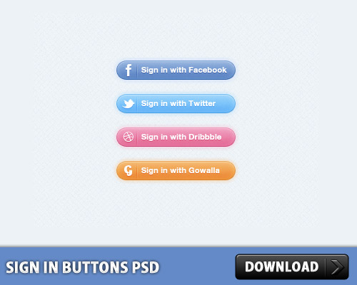Sign In Buttons PSD Web Resources, Web Elements, Social Network, Social Media Icons, Social Media, Social Icons, Social, Sign In, Resources, Psd Templates, PSD Sources, psd resources, PSD images, psd free download, psd free, PSD file, psd download, PSD, Layered PSDs, Icon PSD, Free PSD, Free Icons, Free Icon, download psd, download free psd, Buttons,