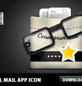 Small Mail App Icon PSD Psd Templates, PSD Sources, psd resources, PSD images, psd free download, psd free, PSD file, psd download, PSD, Paper, Object, Mail, Layered PSDs, Icon PSD, Icon, Glasses, Free PSD, Free Icons, Free Icon, download psd, download free psd, Docs, Bag PSD, Bag, Application, App Icon, App,