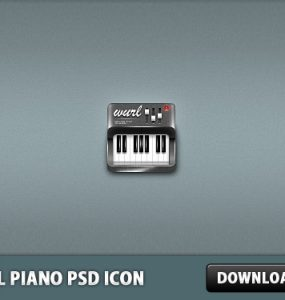 Small Piano PSD Icon Sound, Psd Templates, PSD Sources, psd resources, PSD images, psd free download, psd free, PSD file, psd download, PSD, Piano, Objects, Music Player, Music Instrument, Music, Layered PSDs, Instrument, Icon PSD, Icon, Free PSD, Free Icons, Free Icon, download psd, download free psd,