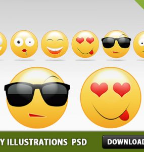 Smily Illustrations Free PSD Yahoo, Smily, Psd Templates, PSD Sources, psd resources, PSD images, psd free download, psd free, PSD file, psd download, PSD, Orb, Layered PSDs, Icons, Icon Set, Icon PSD, Icon, Heart, Happy, Glossy, Free PSD, Free Icons, Free Icon, Emoticons, download psd, download free psd,